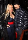 Ice T and Coco // Strength Through Unity Haitian Benefit Relief Event in New York