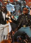 T-Pain and Jamie Foxx // 52nd Annual Grammy Awards – Show
