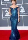 Taylor Swift // 52nd Annual Grammy Awards - Red Carpet