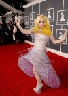 Lady Gaga // 52nd Annual Grammy Awards - Red Carpet
