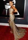 Ashanti // 52nd Annual Grammy Awards - Red Carpet