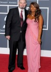 Paul Wall and his wife Crystal // 52nd Annual Grammy Awards - Red Carpet