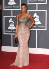 Melody Thornton // 52nd Annual Grammy Awards - Red Carpet