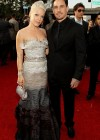 Pink and her husband Carey Hart // 52nd Annual Grammy Awards - Red Carpet
