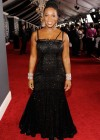 India.Arie // 52nd Annual Grammy Awards - Red Carpet