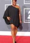 Ledisi // 52nd Annual Grammy Awards - Red Carpet