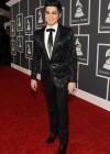 Adam Lambert // 52nd Annual Grammy Awards - Red Carpet