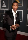Nick Cannon // 52nd Annual Grammy Awards - Red Carpet