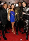 the Black Eyed Peas // 52nd Annual Grammy Awards - Red Carpet