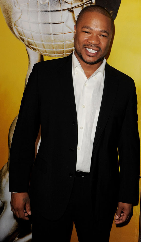 Xzibit // 41st Annual NAACP Image Awards Luncheon