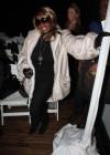Janice Combs // Korto Momolu Fall/Winter 2010 Fashion Show during Mercedes-Benz Fashion Week in New York City