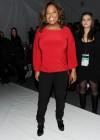 Sherri Shepherd // Tadashi Shoji Fall/Winter 2010 Fashion Show during Mercedes-Benz Fashion Week in New York City