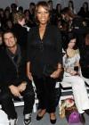 Alfre Woodard // Tadashi Shoji Fall/Winter 2010 Fashion Show during Mercedes-Benz Fashion Week in New York City