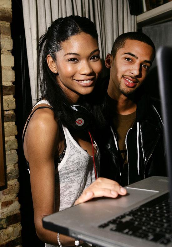 Chanel Iman And Jr Smith