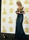 Taylor Swift // 52nd Annual Grammy Awards Press Room