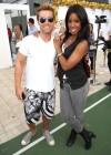 Lance Bass & Kelly Rowland // Launch of New Tide Plus Febreze Freshness Sport