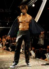 Terrell Owens // A*Muse Fashion Show at Amnesia NYC