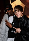 """Snoop Dogg & Justin Bieber // """"We Are The World 25 Years for Haiti"""" Recording Session at Jim Henson Studios in Hollywood"""