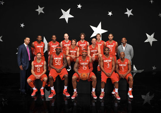 NBA's 2010 All-Star Game