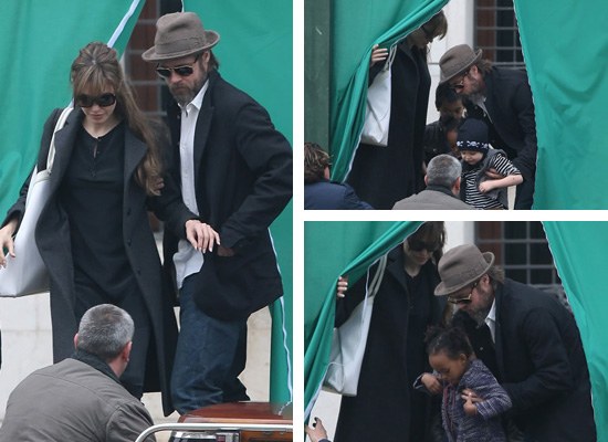 Depp has two kids, Lily-Rose (10) and Jack (7), with girlfriend of 12 years