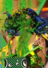 Singer Katy Perry gets slimed during the show! // 23rd Annual Nickelodeon Kids' Choice Awards