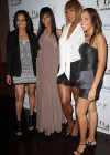 "LaLa, Kelly, Serena & Caressa // Kelly Rowland's ""I Heart My Girlfriends"" Charity Launch Event"