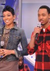 Monica & Terrence J // BET's 106 & Park – March 22nd 2010