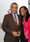 """Al Sharpton & his daughter // """"Why Did I Get Married Too?"""" Special Screening in New York City"""