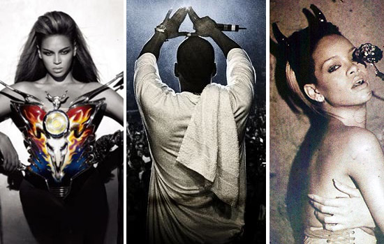 The Music Industry And The Illuminati