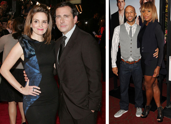Tina Fey Steve Carrell Common Serena Williams And More