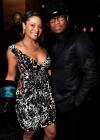 "Tamala Jones & Ne-Yo // ""Death At A Funeral"" Movie Premiere in Los Angeles"