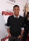 """Tyler James Williams // """"Death At A Funeral"""" Movie Premiere in Los Angeles"""