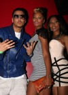 Quincy Brown, Eva Marcille & Teairra Mari at Club Play in Miami Beach, FL