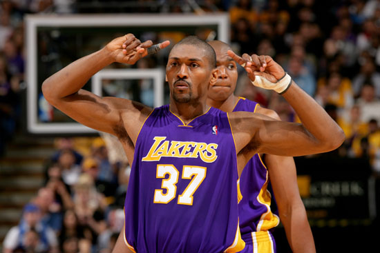Ron Artest Scores New Reality