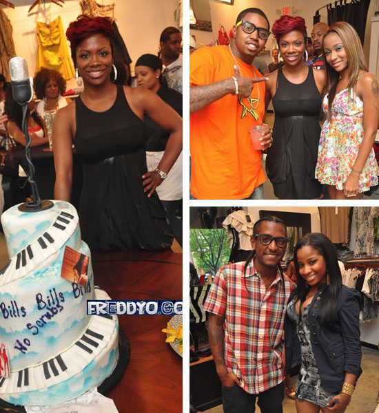 Tags Boutique Helps Kandi Burruss Celebrate Her Birthday