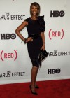 """Iman // Premiere of HBO's new original series """"The Lazarus Effect"""" in New York City"""