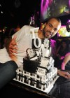 Tony Parker // Tony Parker's 28th Birthday Part at Eve Nightclub in Las Vegas