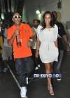 Ludacris & his girlfriend Eudoxie // Hot 107.9 Birthday Bash 15