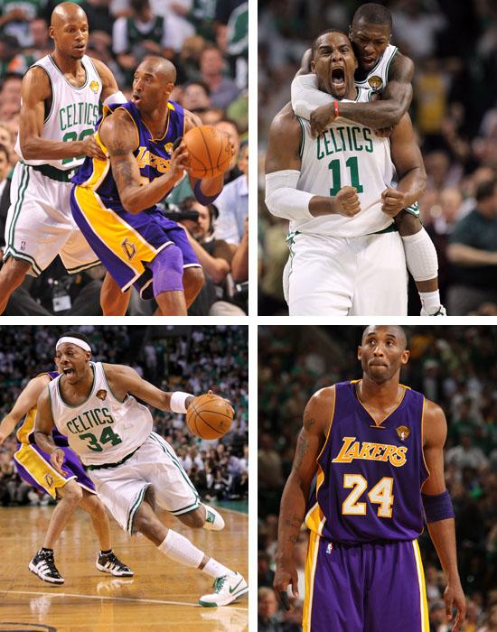 2010 NBA Finals: Game 4 - Celtics' Bench Help Tie the ...