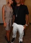 Ludacris & his girlfriend Eudoxie // Hot 97 Summer Jam Concert 2010