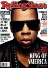 Jay-Z on the cover of the June 24th 2010 issue of Rolling Stone Magazine