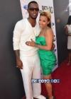 "Keyshia Cole and her fiance Daniel ""Boobie"" Gibson // 2010 BET Awards – Red Carpet"
