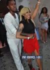 "Keyshia Cole and her fiance Daniel ""Boobie"" Gibson // 2010 BET Awards – Backstage"