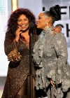 """Chaka Khan & Patti Labelle presenting Prince with the """"Lifetime Achievement Award"""" // 2010 BET Awards"""
