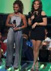 Chilli & Lauren London // 2010 VH1 Hip-Hop Honors – Show