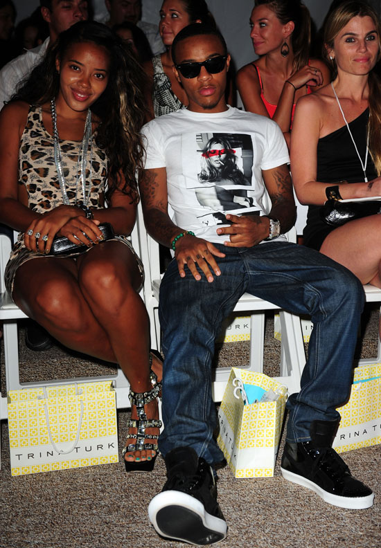 Black erica vuitton on white andi anderson and vise versa 6