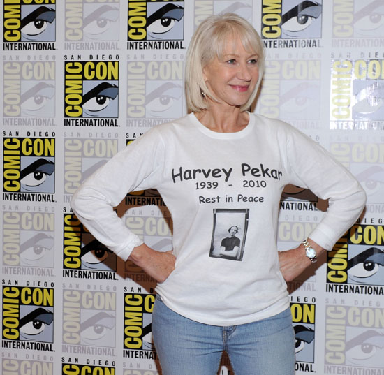 Accomplished Actress Helen Mirren Plays The Boss Of A Brothel In Her New Film Love Ranch And She Says That A Movie Like That Is About As Romantic As She