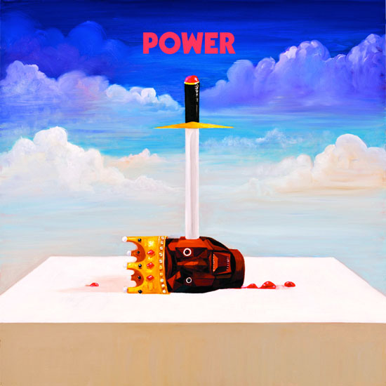 kanye west power album art. Kanye West Releases the