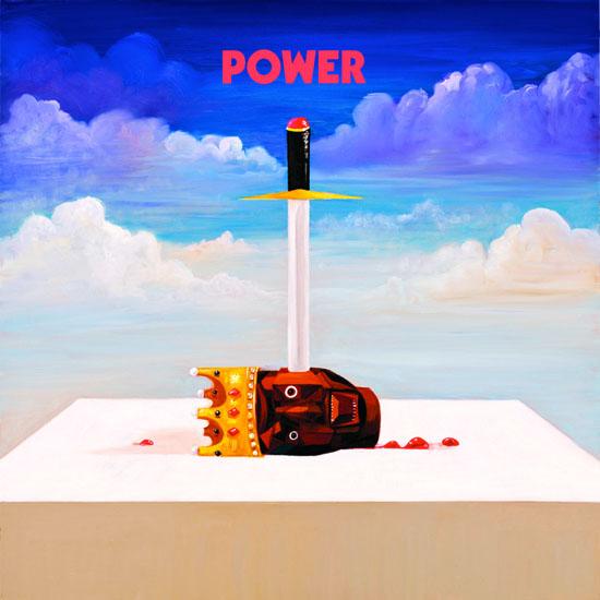 kanye west power album art. Kanye West Releases the