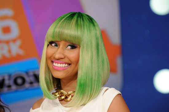 nicki minaj fake teeth. Is Nicki Minaj a Feminist Icon